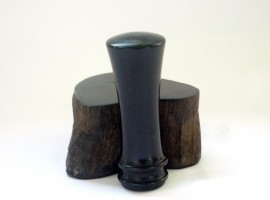 African-blackwood-root-palm gavel