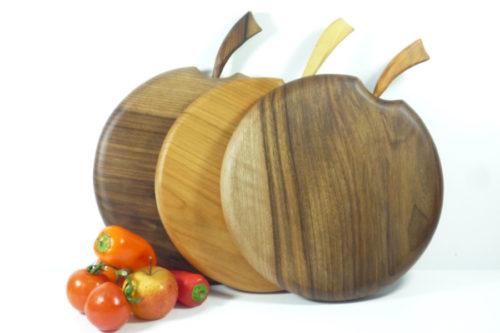 wooden handmade chopping boards