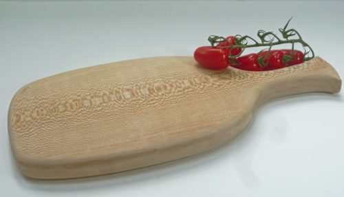 lacewood-chopping-board-handmade-paddle-shaped