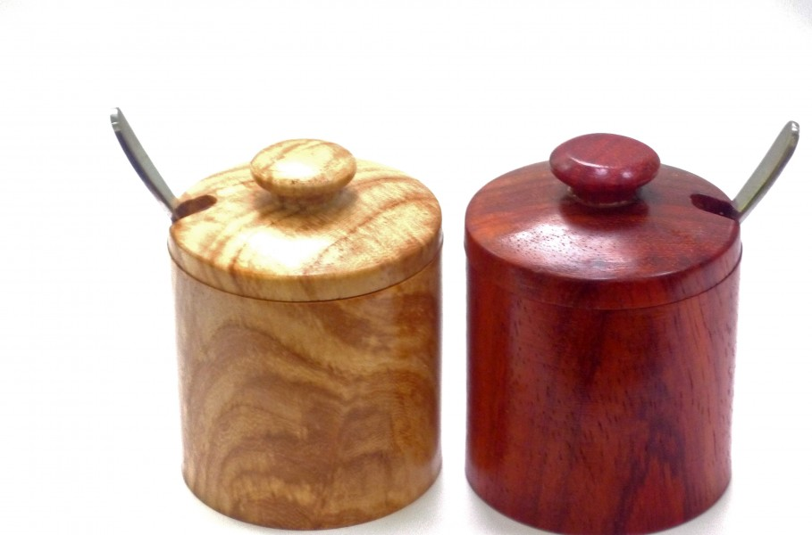 salt-and-pepper-set-handmade-Tommy-Woodpecker-Woodworks