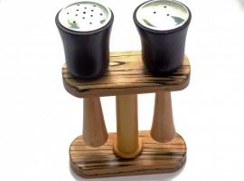 salt-and-pepper-set-Tommy-Woodpecker-Woodworks