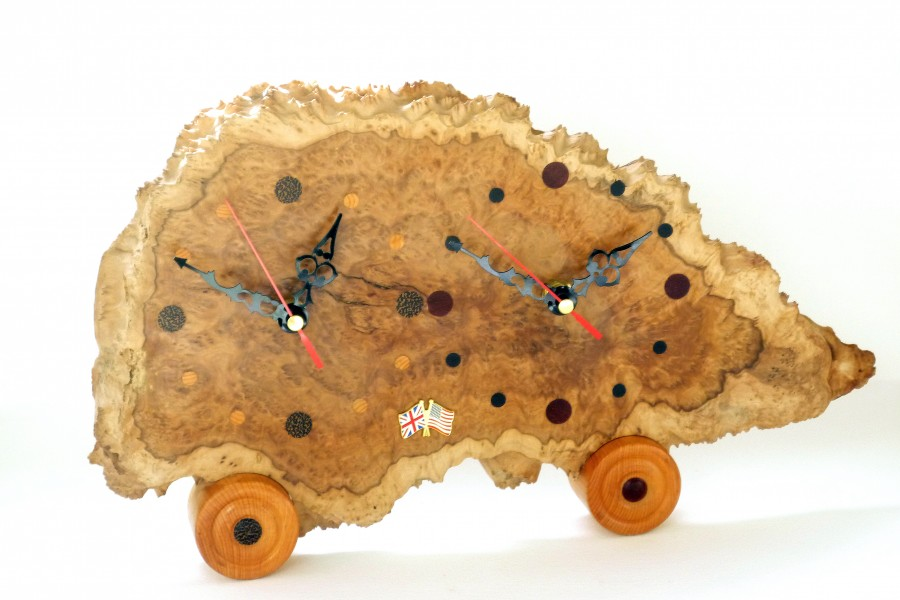 two-timezone-handmade-wooden-clock