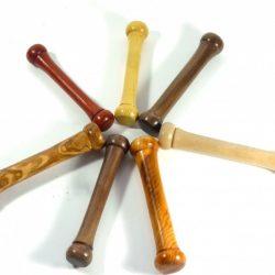 Handmade Yawara Sticks Selection of Woods