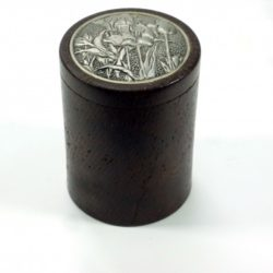 wooden-pot
