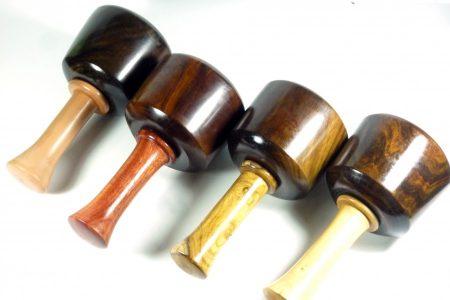 carving mallets old lignum vitae