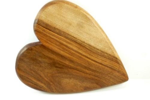 handmade wooden chopping board