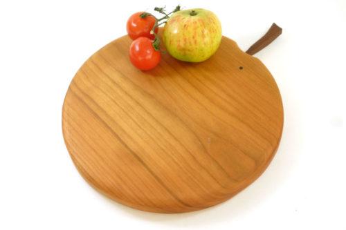 wooden handmade hand cut chopping boards
