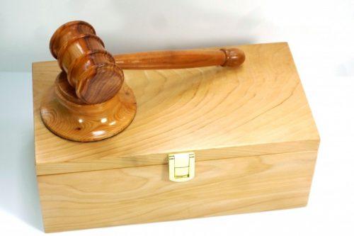 dovetail jointed handmade boxed gavel set