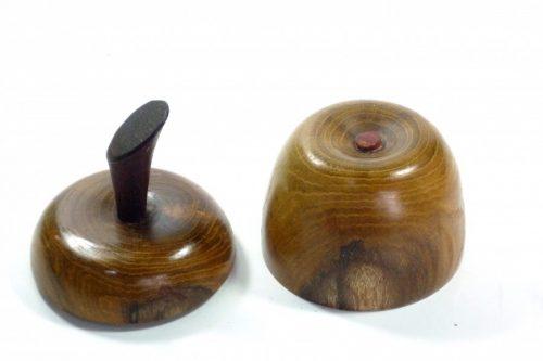 handmade-apple-shaped-keepsake-wooden-pot