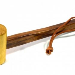 Japanese style Kiduchi wooden mallet