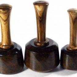 heavyweight medium-weight and lightweight carving mallet old lignum vitae