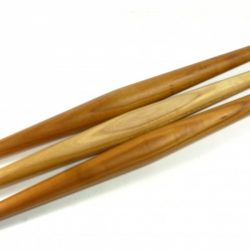 Handmade long wooden Indian style tapered rolling pins