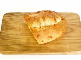 Handmade bread board English Wild Cherry